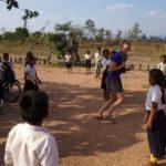 Ellisa in Cambodia