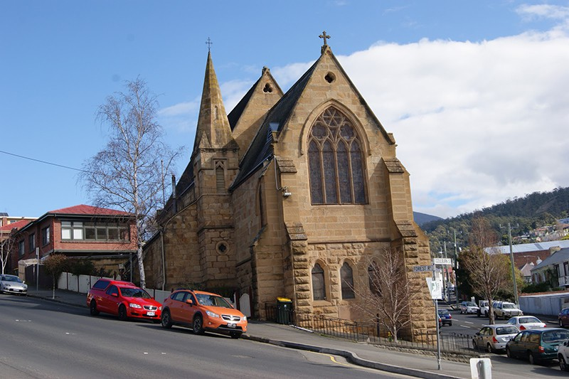 St John the Baptist, West Hobart