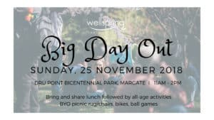 Big Day Out – Sunday November 25th
