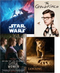 Wellspring at the Movies – January 2020