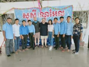 Cambodia Mission Trip – December 2019