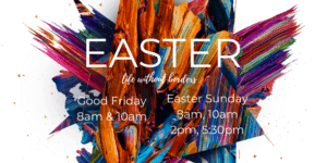 Easter website ad