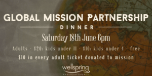 Global Missions Dinner